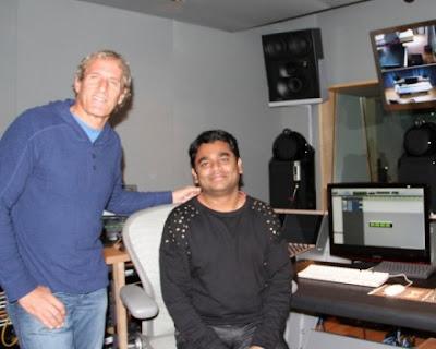 Michael Bolton with Rahman