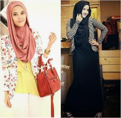 Inilah Tren Hijab Paling Populer di Tahun 2014