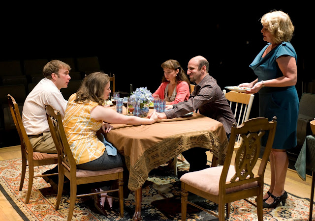 Chiil live shows act out profile theatre 39 s sweet and sad for 13 a table theatre