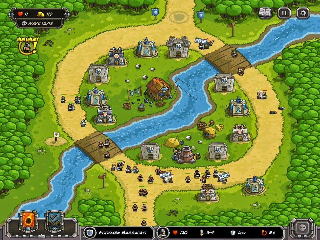 kingdom rush 3 game free download for pc