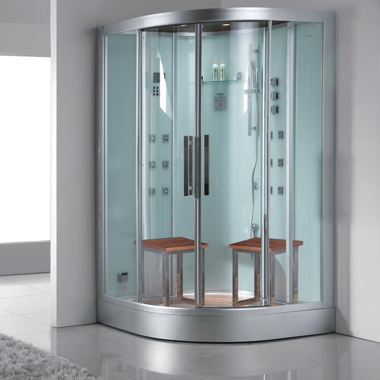 Bathroom upgrade with ariel steam shower master bath for Bathroom upgrades