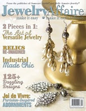 Jewelry Affaire Magazine by Stampington &amp; Comany