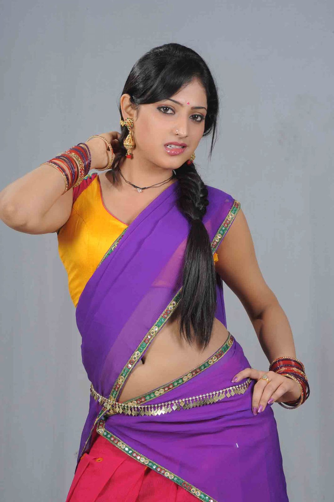 Haripriya Latest Photos from Abbai Class Ammai Mass Movie
