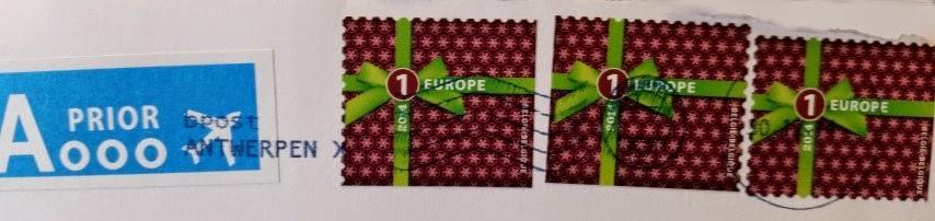 francobollo belga del 2014 Serie: Fine dell'anno