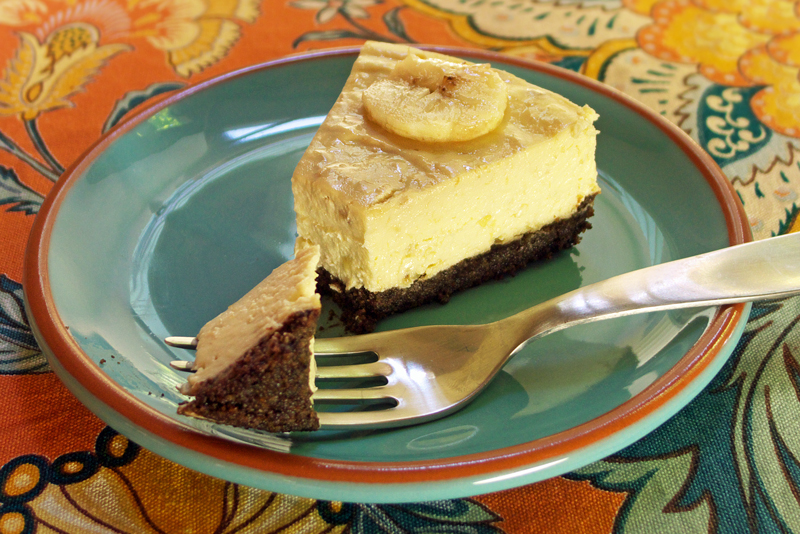 how to make low fat cheesecake