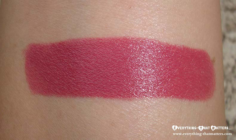 MAC Amorous Lipstick Swatch Review | Everything-That Matters