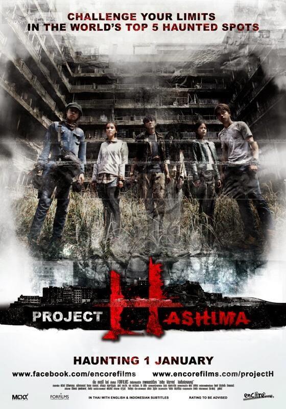Bí Ẩn Đảo Hashima|| Hashima Project (2014)