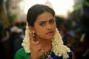 Sri Divya cute in half saree-thumbnail-8