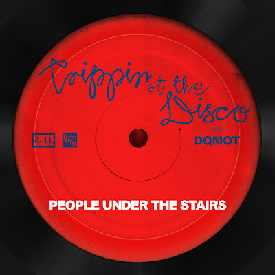 People Under The Stairs – Trippin At The Disco (VLS) (2009) (320 kbps)