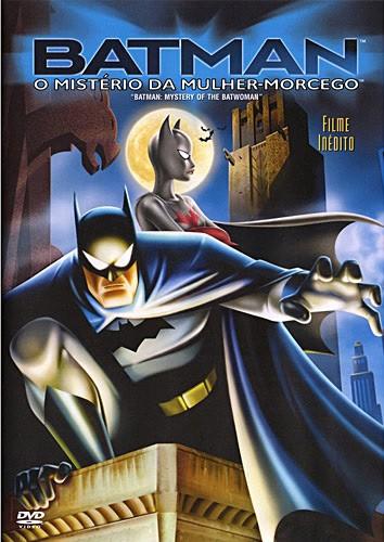 Batman: O Mistério da Mulher Morcego (Dublado) DVDRip RMVB