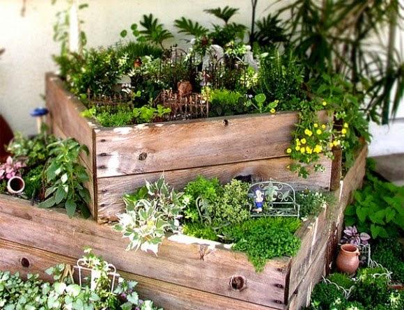 Decoración de jardines pequeños | Ideas para decorar