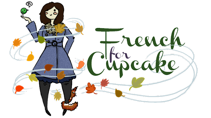 FRENCH FOR CUPCAKE