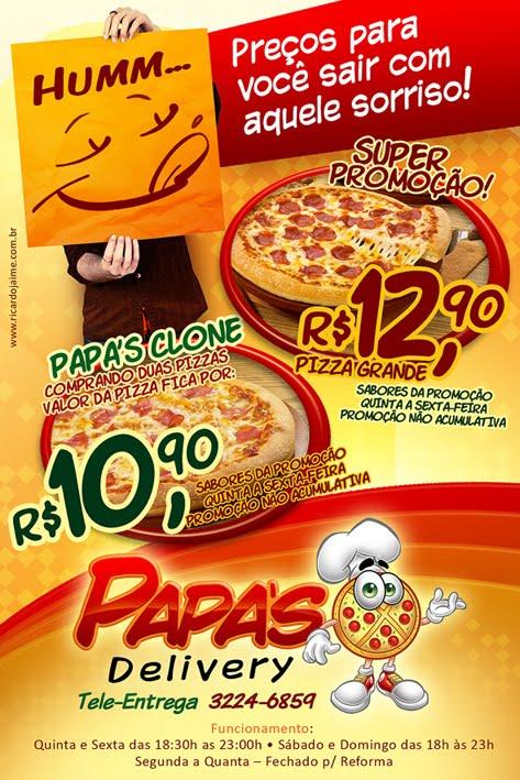 papas pizziria