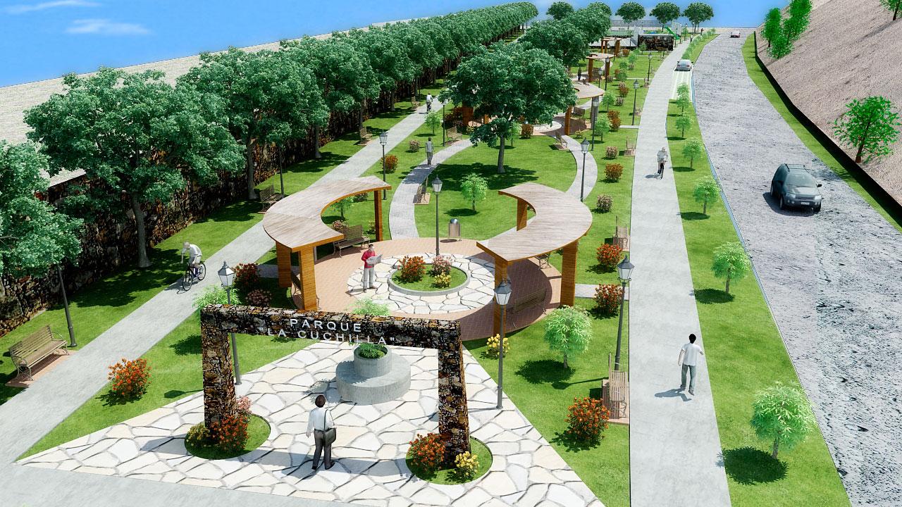 Qu es un parque recreativo parques alegres i a p for Parques con jardines