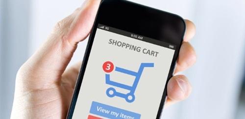 e-commerce, compra virtual, compra online, smartphone, celular