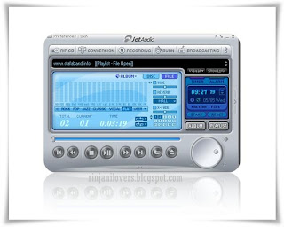 Jet Audio, jetAudio, Software Jet Audio, Download Jet Audio, Jet audio 7.5.2, media player, audio, video