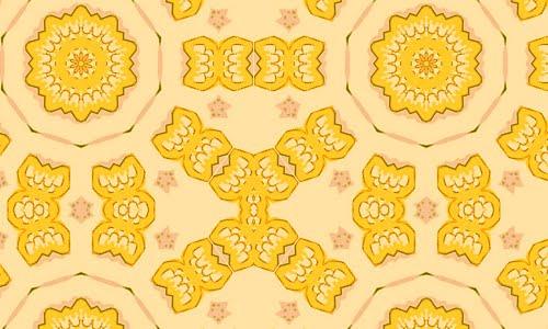 Simply enchanting  pattern