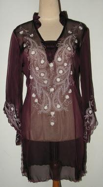 Model Baju Kebaya Modern Terbaru