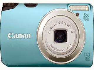 Kamera Digital Canon Terbaru
