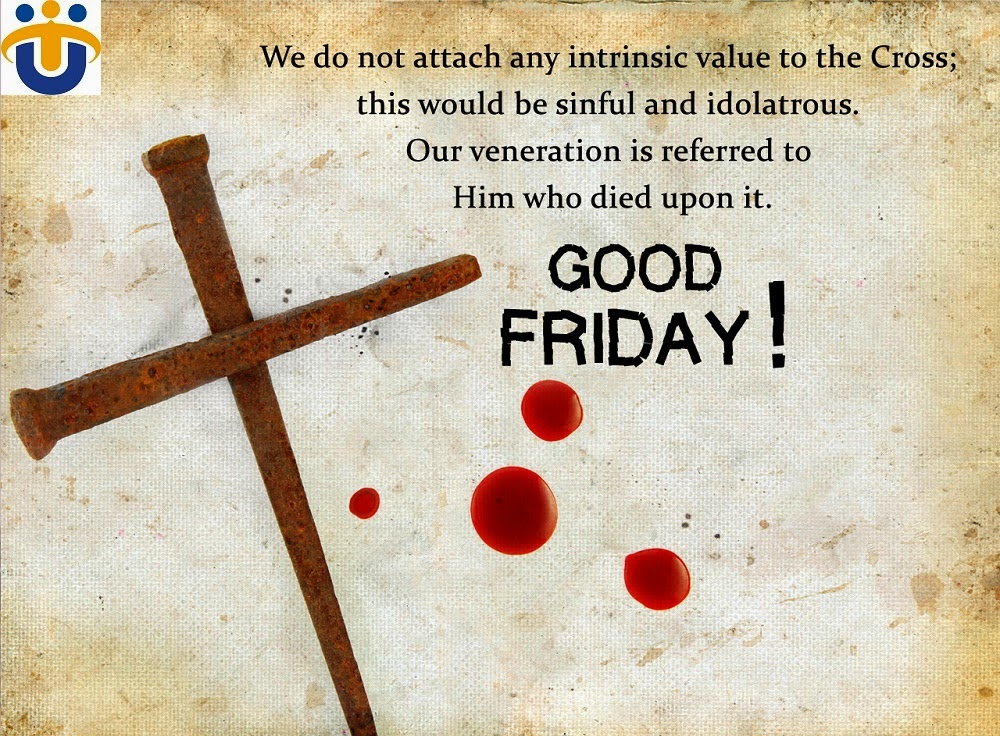 Team US Technosoft wishes you a Happy Good Friday!