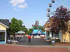 Geauga Lake Amusement Park