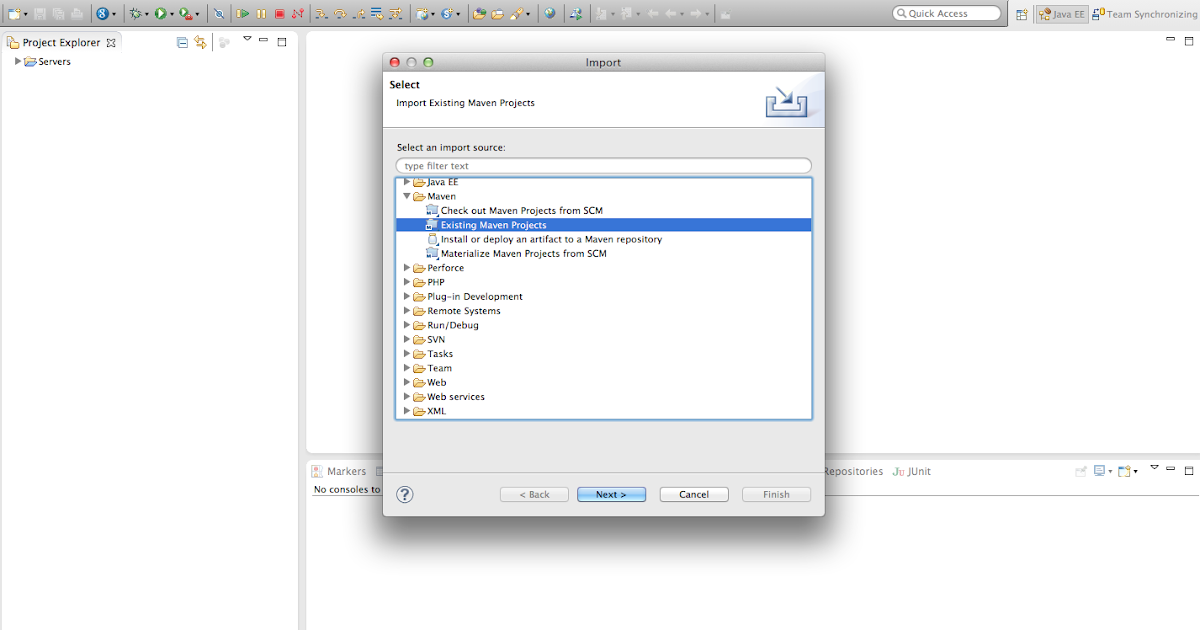 Java Tips Rakesh Running Multi Module Maven Project In