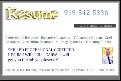 Executive Resume Writing Service Houston