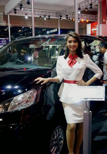 SPG Nissan IIMS 2014