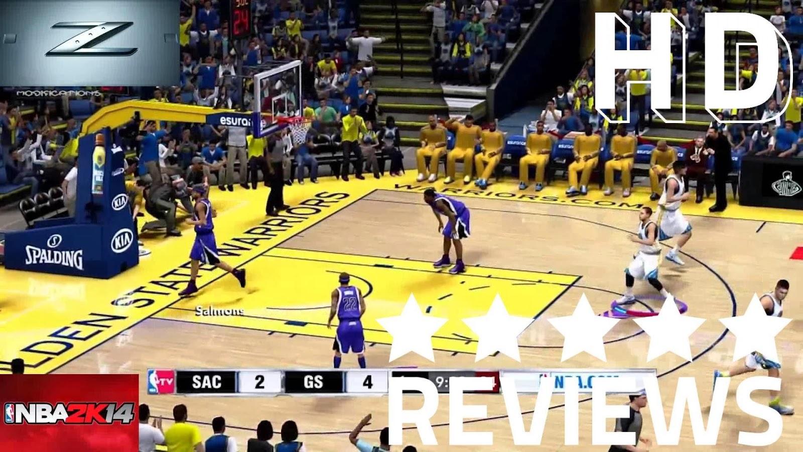 DOWNLOAD GAME NBA 2K14 (PC/ENG) REPACK GRATIS