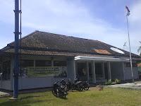 Kantor Kecamatan Pangandaran