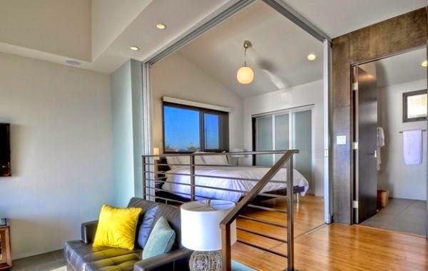 26 desain kamar tidur sempit minimalis sederhana 2016