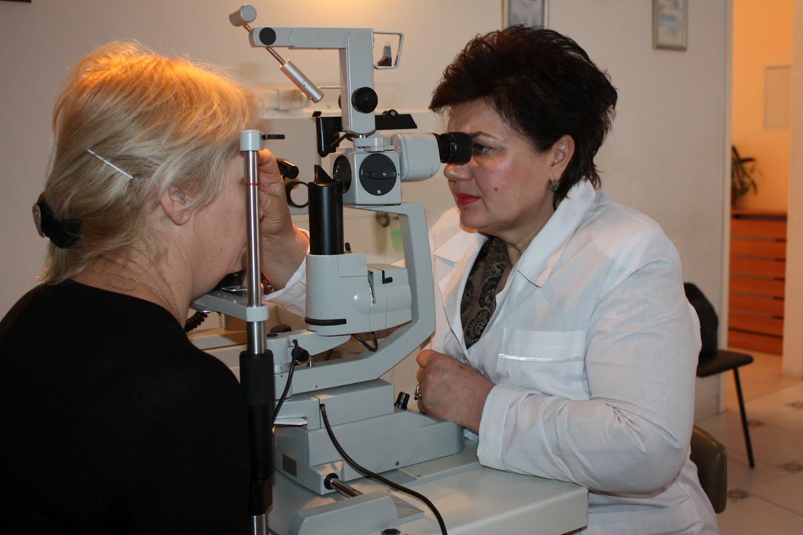 глазные клиники г: