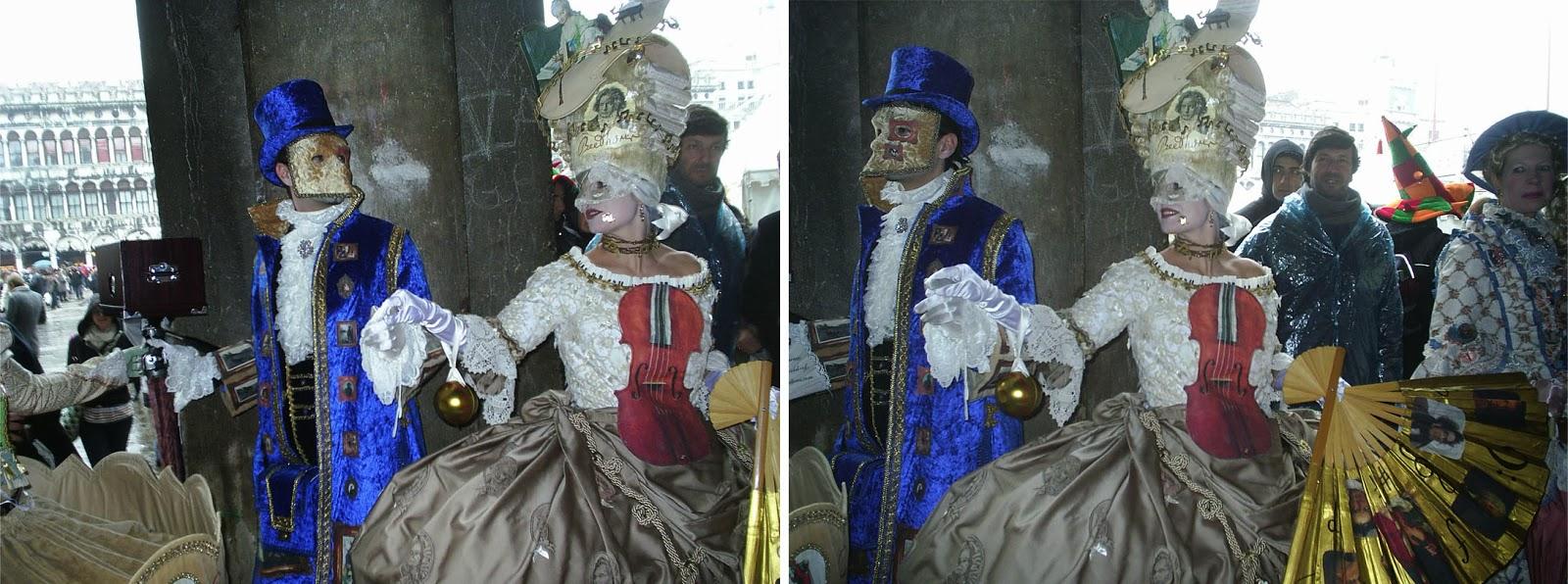 Carbaval Venecia, música,