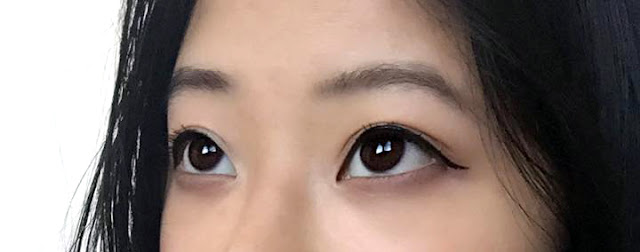Daiso Waterproof Magical Liquid Eyeliner