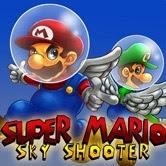 Super Mario Sky Shooter | Toptenjuegos.blogspot.com