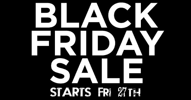 Black Friday Sale at Penrose Outdoors