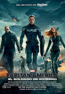 Mirar El Capitán America 2 2014 ONLINE GRATIS