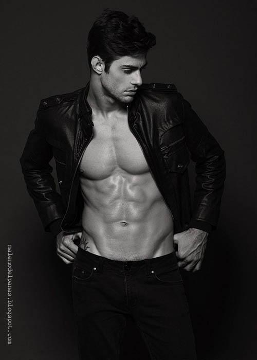 handsome shirtless men diego rovo