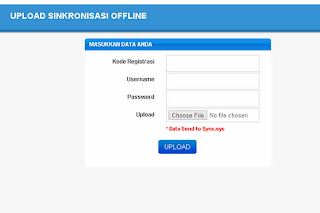 Cara Singkronisasi Dapodik Offline