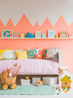 Ondeugende Spruit Inspiratie kinderkamer Mountains