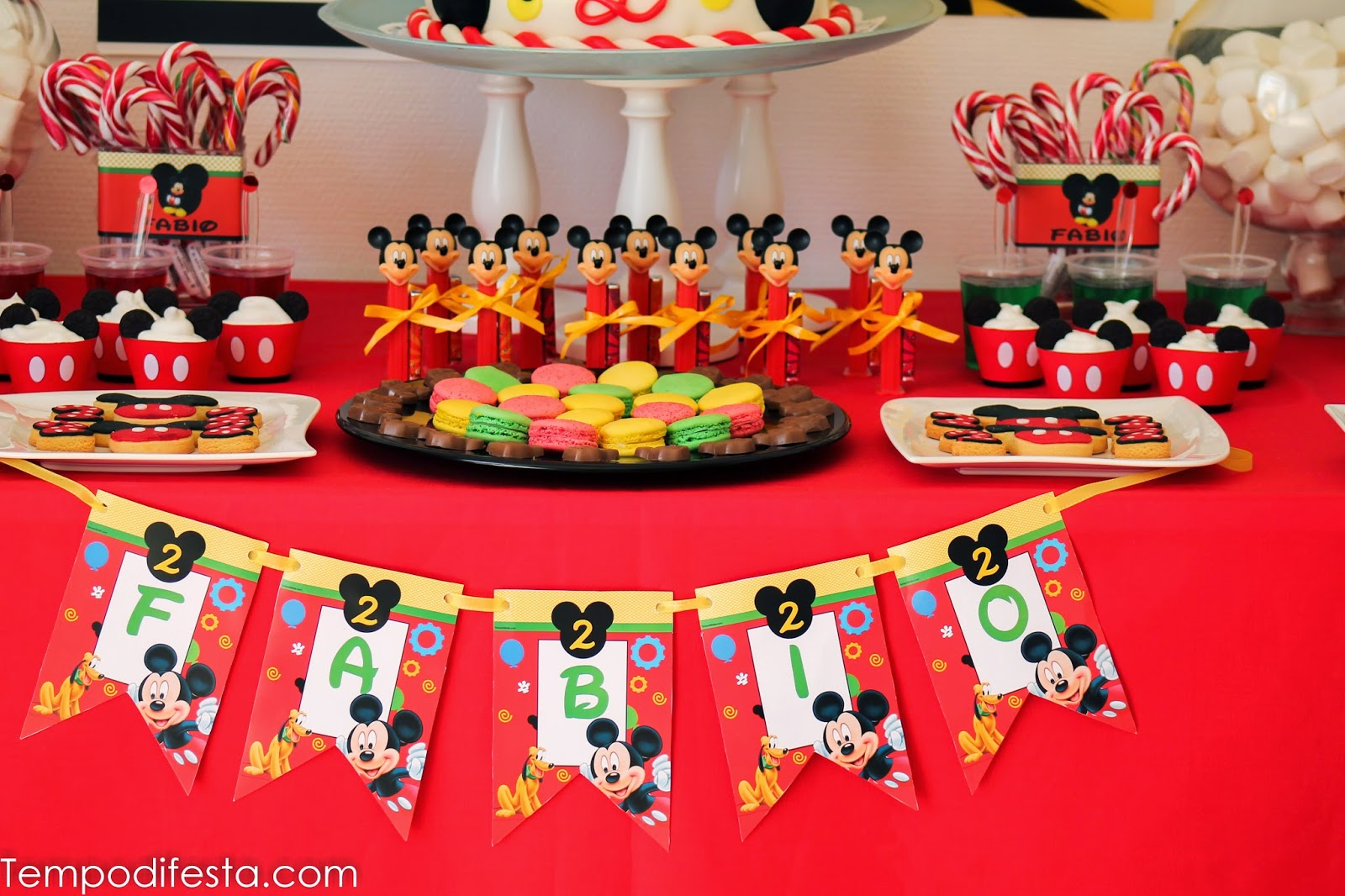 Tavolo Compleanno Bimbo : Feste di compleanno il menù per un buffet ricco nutriente e