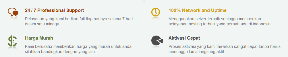 Indotophosting.com Hosting Unlimited dan Domain Murah