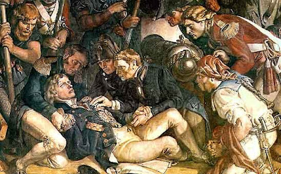 Death of Horatio Nelson 1805