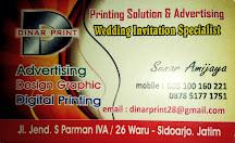 Dinar Printing - Advertising