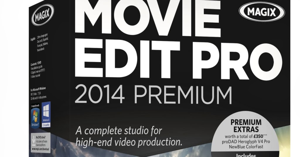 magix movie edit pro 2013 full crack
