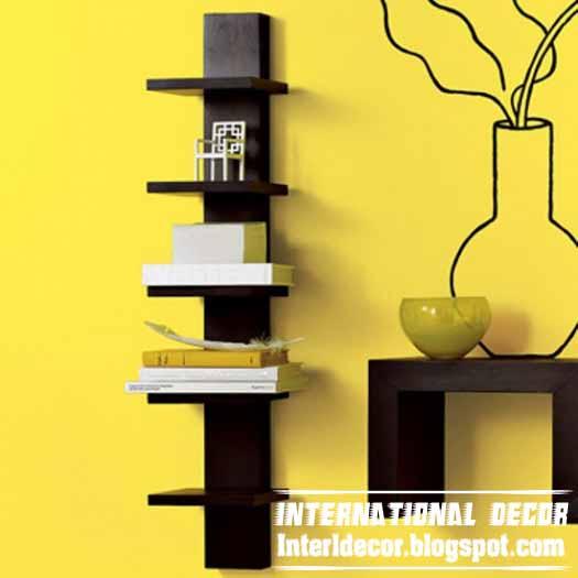 Modern wall shelves designs wall shelves 2016 - Wall shelves designs ...