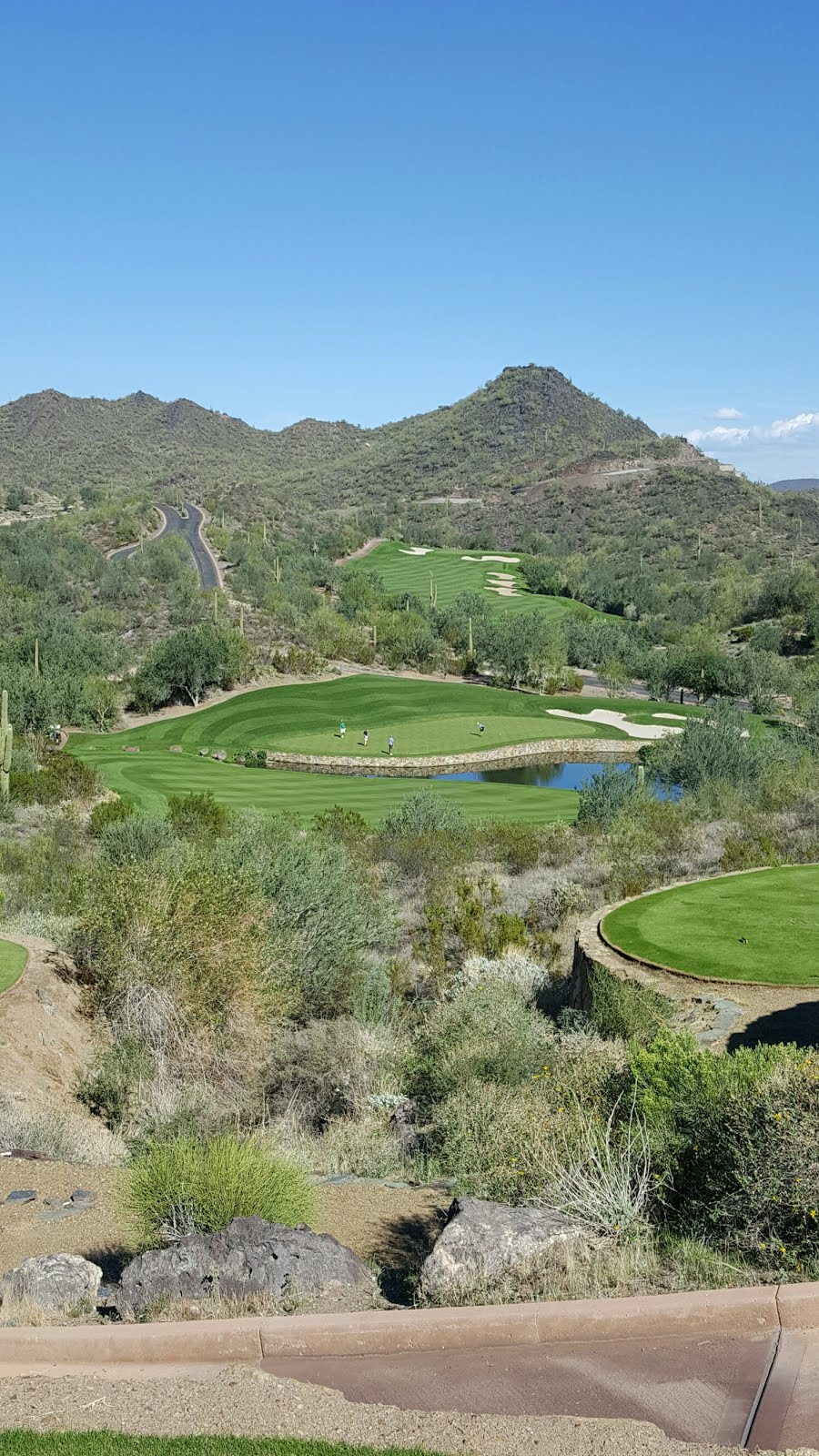 Golf in Arizona. It's an Adventure!