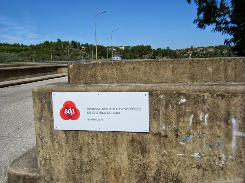 Aproveitamento Hidroelétrico de Castelo de Bode