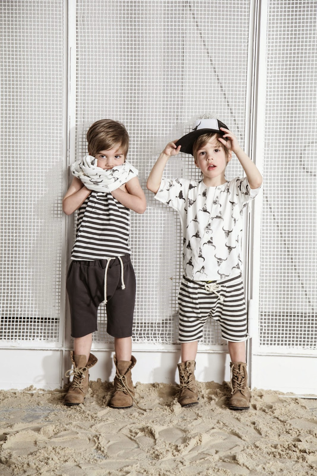 Kloo by Booso - Polish kids fashion spring-summer 2015 - boys style