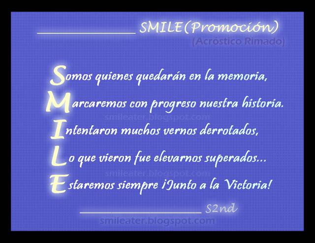 SMILE_S2nd_Acrostico_acrostic_con_la_palabra_Nombre_name_Smileater_2nd